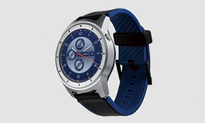 ZTE Quartz: un nuovo wearable con Android Wear 2.0 aggiornato