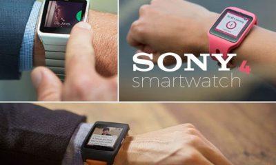 Sony Smartwatch 4, le novità alla luce di Android Wear 2.0