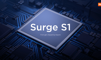 Xiaomi Surge S1, il nuovo processore octa-core superiore a Snapdragon 625