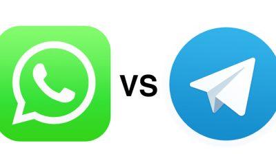 WhatsApp e Telegram hackerati con una foto: cosa bisogna fare