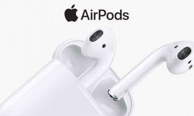 Apple AirPods 2, un nuovo brevetto per auricolari dalle mille funzioni