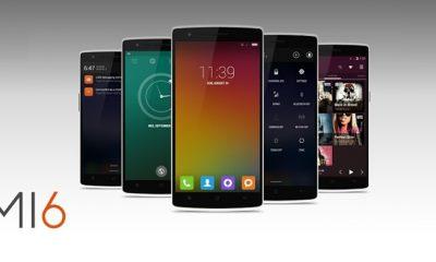 Xiaomi Mi6, debutto in primavera per il top di gamma Android?