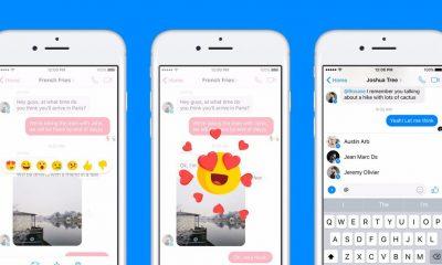 Facebook Messenger si rinnova: ecco Reazioni e Menzioni
