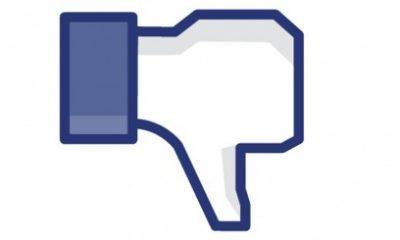 """Facebook: pulsante """"non mi piace"""" in arrivo su Messenger"""