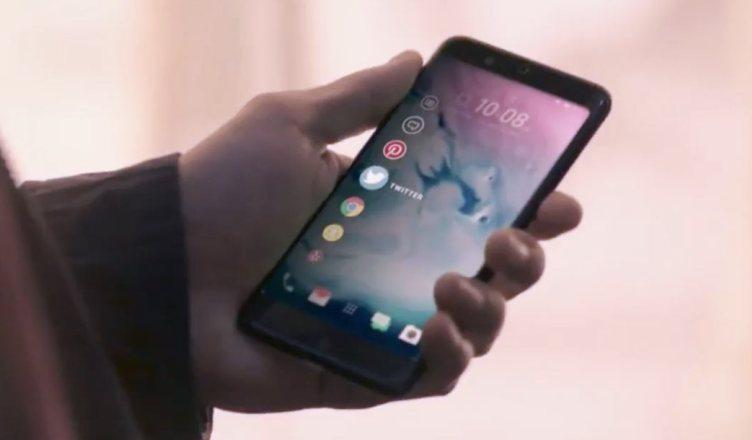 HTC U, nuovo smartphone Android Nougat con telaio sensibile al tocco