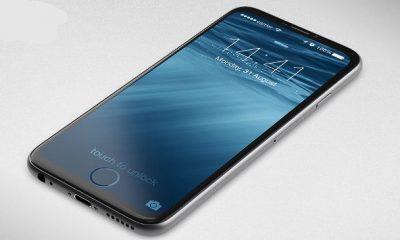 iPhone 8 non avrà lo schermo curvo