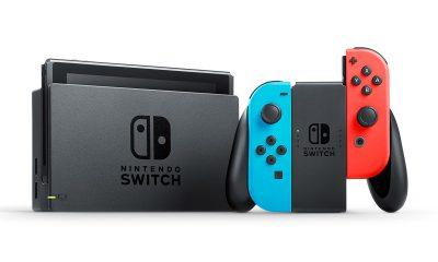 Nintendo Switch è in vendita: prezzo e giochi disponibili