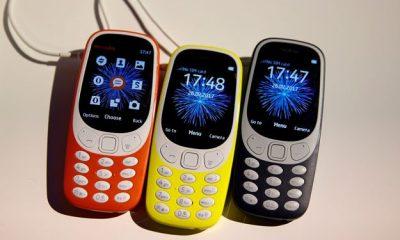 Nokia 3310 boom: in Gran Bretagna preordini oltre le aspettative