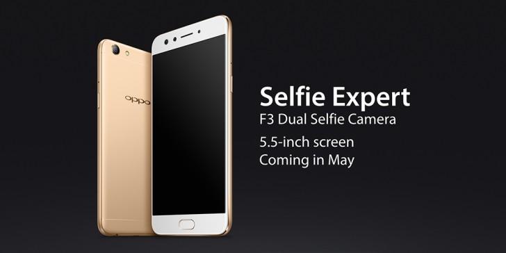 "Oppo F3 Plus: due fotocamere frontali per il nuovo ""Selfie Phone"" Android"