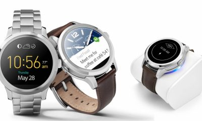Smartwatch Fossil Q Venture e Q Explorist, nuovissimi wearable con Android Wear 2.0