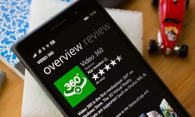 Windows 10 ora supporta i video a 360 gradi