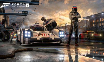 Forza Motorsport 7: ecco i requisiti per PC
