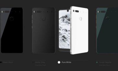 Essential Phone: lo smartphone ideato dal papà di Android