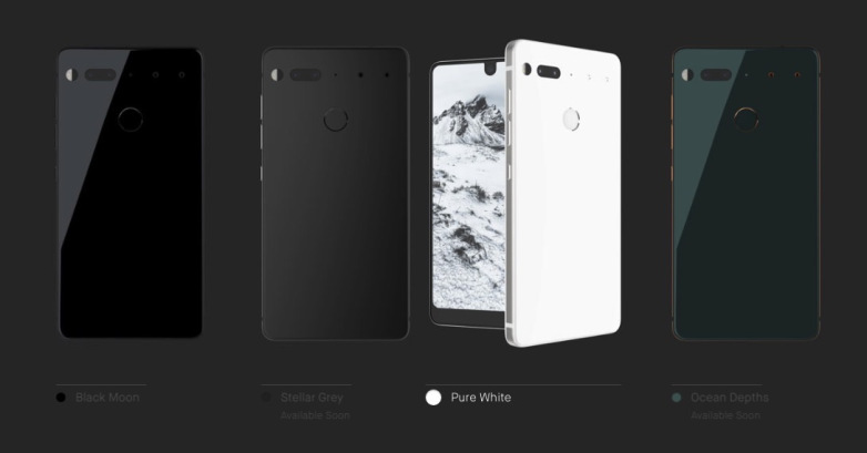 Essential Phone PH-1, finalmente qualcosa di diverso: accessori, specifiche e prezzo