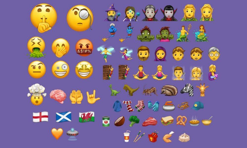 Unicode 10.0: ecco 56 nuove faccine emoji