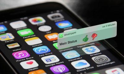 WhatsApp aggiornato per iOS: aggiunti filtri e album foto e video