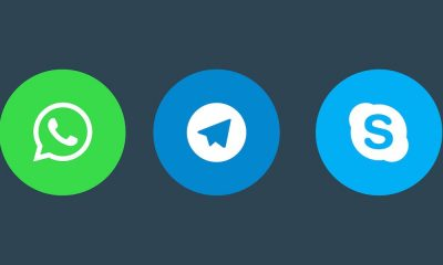 Le chat più usate dagli italiani: vince WhatsApp, Telegram in crescita