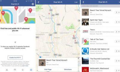 Facebook ti aiuta a trovare WiFi gratuiti in Italia e all'estero