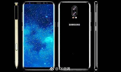 Samsung Galaxy Note 8 più vicino: ecco come sarà