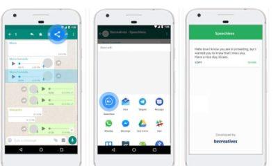Speechless: trasforma i messaggi vocali di WhatsApp in testo
