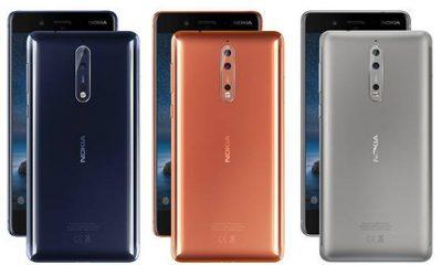 Nokia 8: caratteristiche tecniche e prezzo del nuovo smartphone