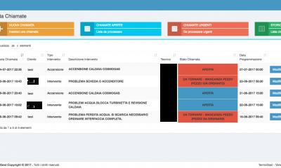 TermoGest – Software gestionale per manutentori caldaie