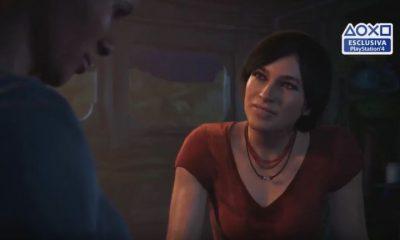 Uncharted L'Eredità Perduta: primo trailer ufficiale