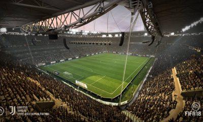Stadi Fifa 18: c'è anche l'Allianz Stadium della Juventus