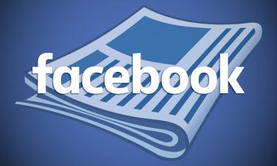 Facebook, ora sì: arrivano le news a pagamento