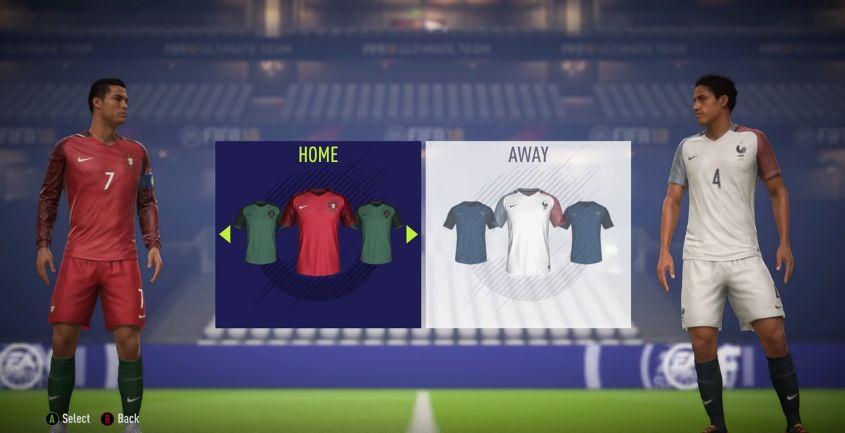 Fifa 18: confronto tra versione Xbox One e Switch in un video