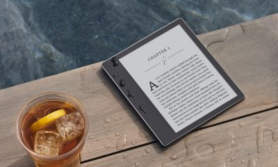 Amazon Kindle Oasis: schermo grande e impermeabile