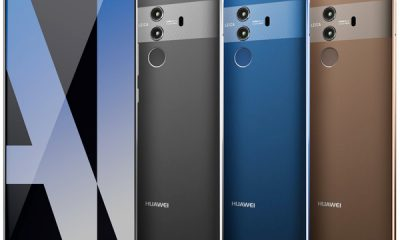 Huawei Mate 10 Pro: la foto finisce in Rete