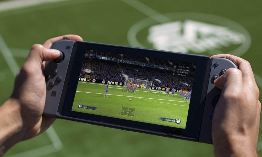 Fifa 18 su Nintendo Switch: niente partite con gli amici