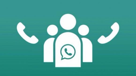 WhatsApp: ecco le chiamate di gruppo, vocali e video