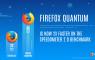 Firefox 57 Qantum: design rinnovato e tante nuove funzioni