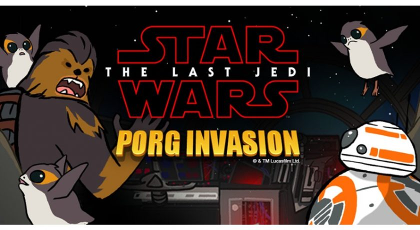 Come giocare a Star Wars – The Last Jedi: Porg Invasion su Facebook Messenger