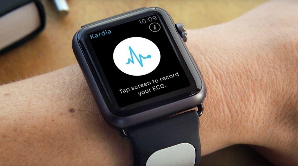 apple watch infarto