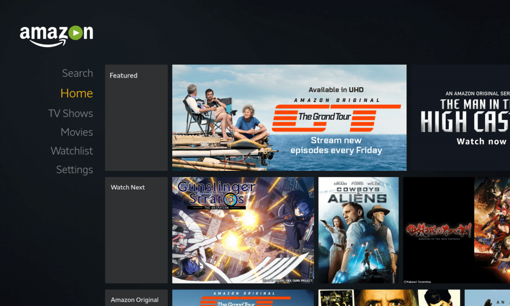 Amazon e Google fanno pace: Prime Video torna su Android TV