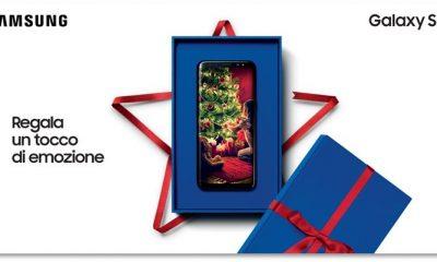 Xmas Giftie: Samsung ti porta a Bora Bora