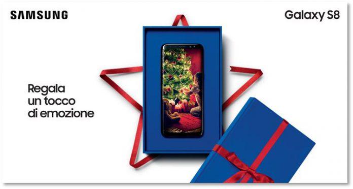 Samsung xmas giftie