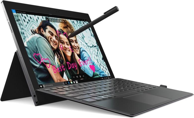 Lenovo Miix 630: il tablet con autonomia di 20 ore