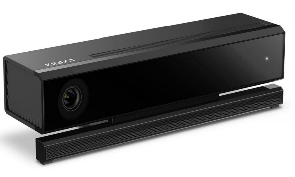 Addio a Kinect e al suo adattatore — Microsoft