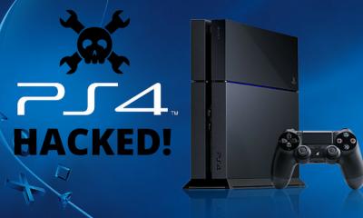 PS4: bucato il firmware, giochi pirata già disponibili online