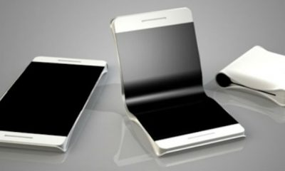Samsung Galaxy X: il brevetto dello smartphone pieghevole