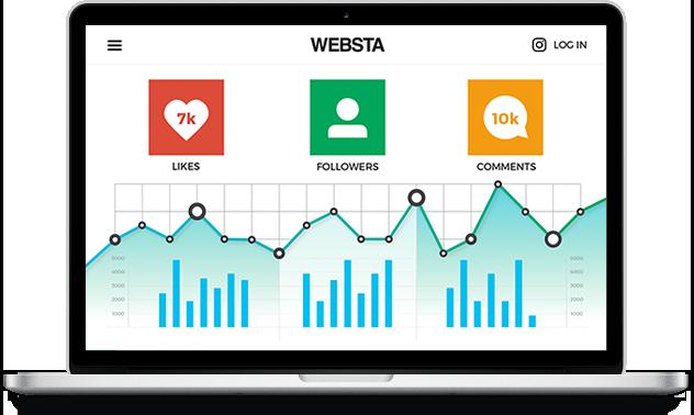 Websta il tool gratuito per statistiche e analytics di Instagram
