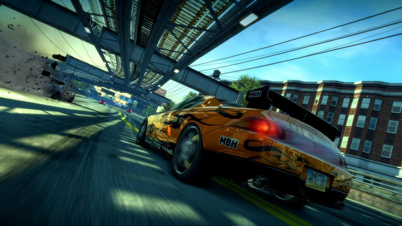 Burnout Paradise Remastered a marzo su PS4 e Xbox One: video trailer ufficiale