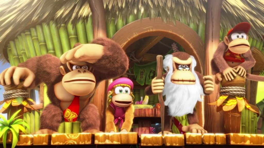 Donkey Kong Country: nuova versione su Nintendo Switch?