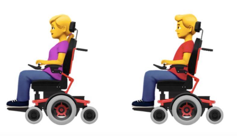 Apple propone nuove emoji dedicate ai disabili: in attesa di approvazione