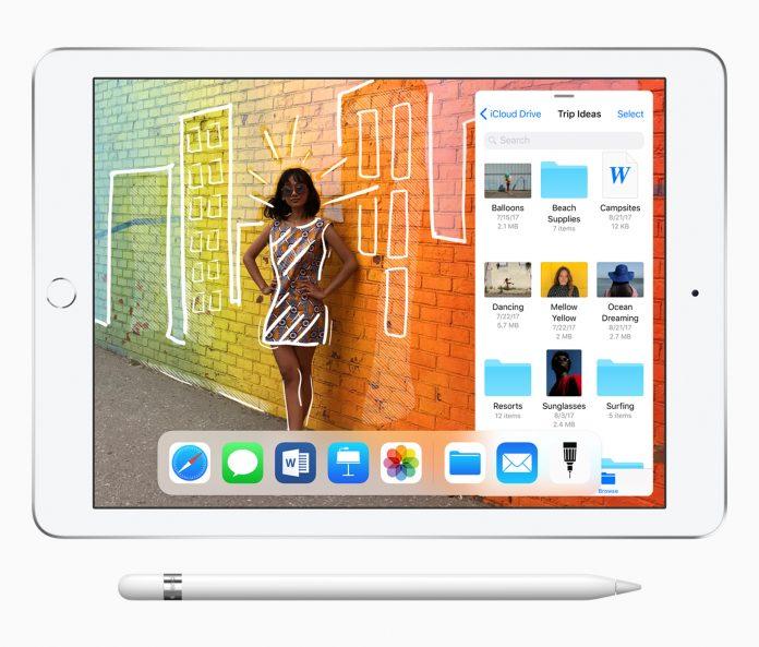 iPad 2018: caratteristiche, prezzi e video