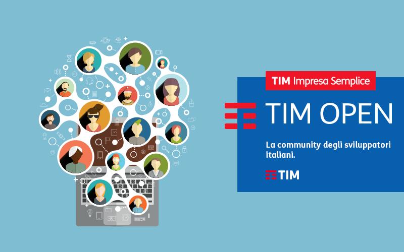 #TIMOPEN: la piattaforma per fare innovazione e per dare una spinta alla new economy